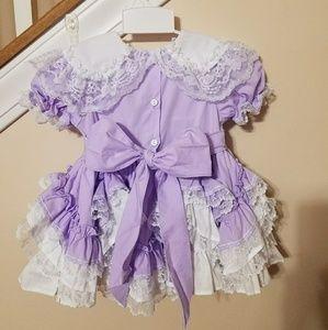 e3d59d0d06b5f Lid'l Dolly's Dresses | Lidl Dollys Southern Belle Dress Hair Bow ...